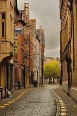 Antwerp : Moriaanstraat  - 1/2 photo by Pantchoa