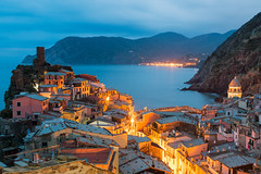 Vernazza Dawn photo by Nomadic Vision Photography
