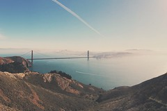 The view from Hawk Hill. photo by ryan takes pictures