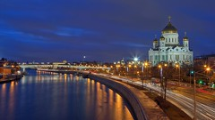 cathedral of christ the saviour photo by Sergey S Ponomarev
