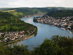 View of the Rhine Valley photo by Batikart