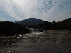 waterfall photo by bibekthecrony