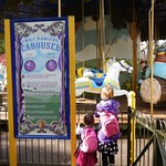 Big queue for the Carousel<br/>12 Oct 2013