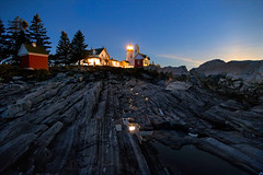 Pemaquid and a Sprinkle of Stars photo by SunnyDazzled
