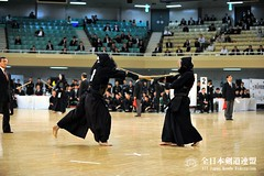 60th All Japan Police KENDO Tournament_011