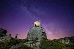 Cabo Vilano (old lighthouse) photo by Eduardo Regueiro