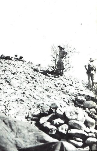 1941- Erythrée- attaque Enghiahat  verrou de Keren - AFL