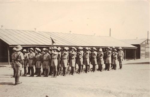 13 DBLE- 1941 Palestine Mai - Col. S. Fercocq