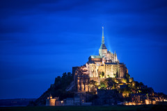 Mont Saint-Michel photo by Philipp Klinger Photography