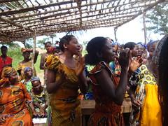 Solar Mama Kasai Occidental sustainable energy project, Kananga, DRCongo, photo by Solar Mamas Kasai Occidental project/Sangabantu