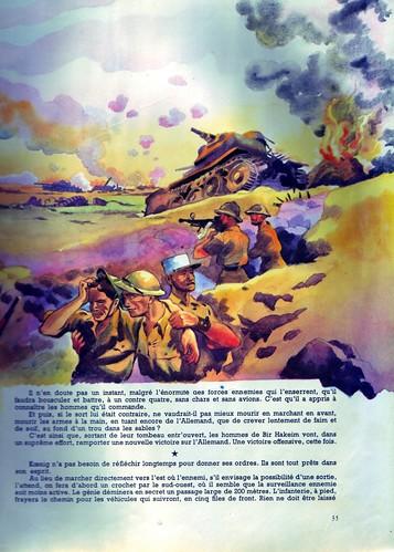 Bir Hakeim- Le 10 juin 1942