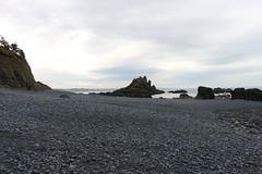 Yaquina Head beach photo by rozoneill