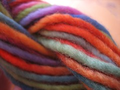 Sampler yarn... yummy