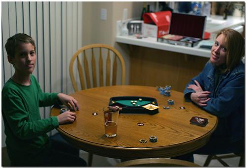 Yahtzee Poker