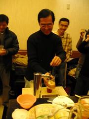 北台灣麥酒的溫先生