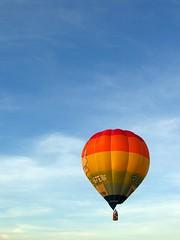 Lone Balloon Further Away
