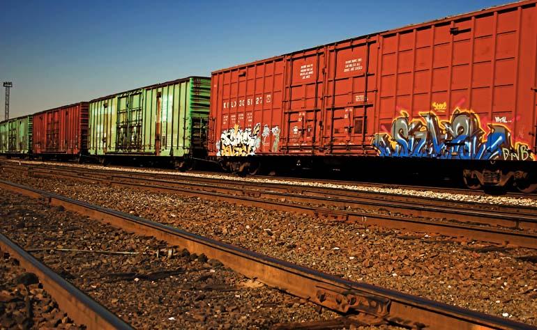 boxcar palette