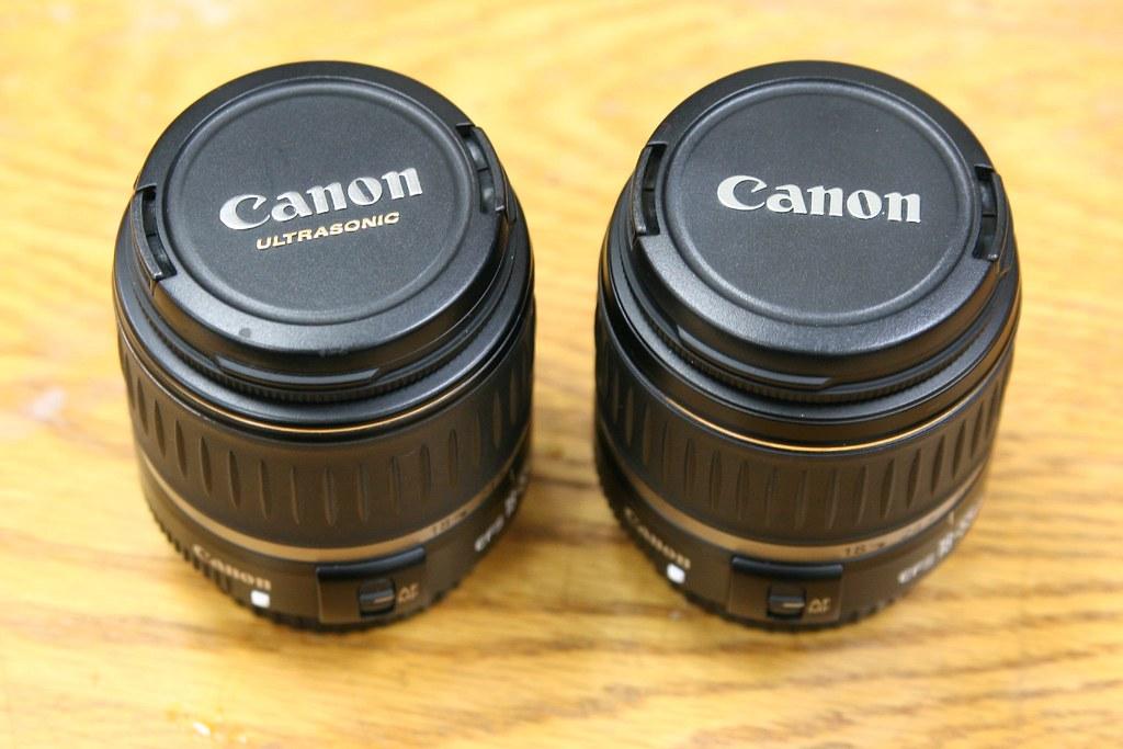 也算逸品?! Canon EF-S 18-55 Kit Len 一般版 / USM 雙版本 @3C 達人廖阿輝