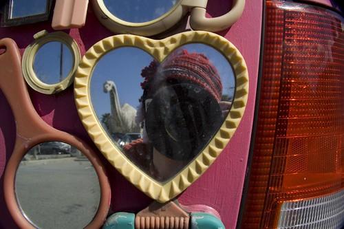 Vain Van Mirror