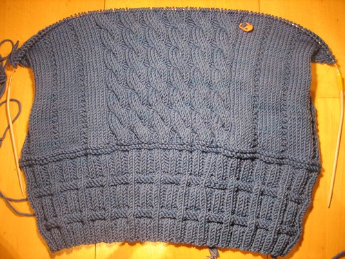 Jan sweater front