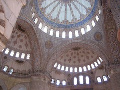 Istanbul 02.18.06 Blue Mosque 10