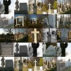 Rosehill Cemetery -  12 Collage