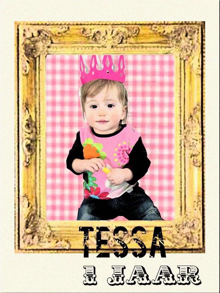 Tessa_1jaar