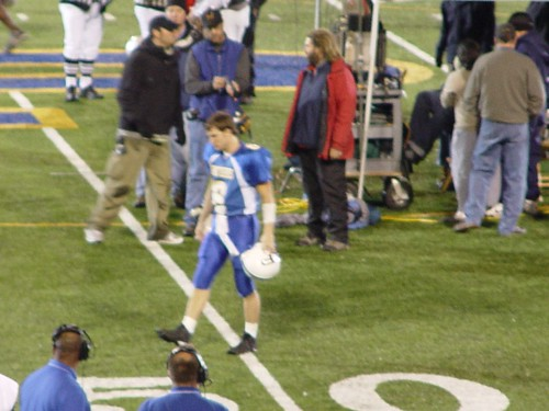 Friday Night Lights Filming