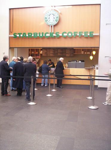 Starbucks, Washington Convention Center