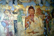 54 Ajanta Caves Artwork---1