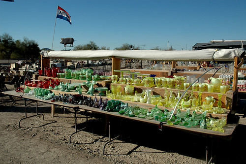 Quartzsite outdoor marketplace 2
