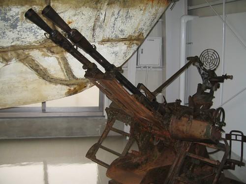 二連装機関銃