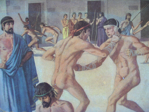 genital piercing in ancient civilisations