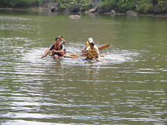 Rafting at Savanadurga