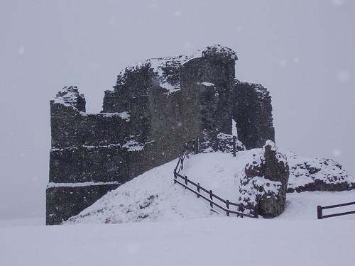 The castle