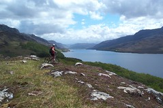 Hanging out at Loch Maree