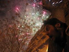 """Decadence"" falla fireworks"