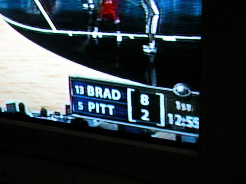 Brad Pitt Game