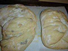 Ciabatta - Baking