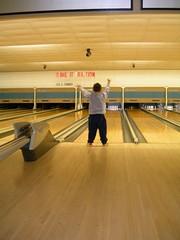 Keygun - March 2006 - Duck Pin Bowling