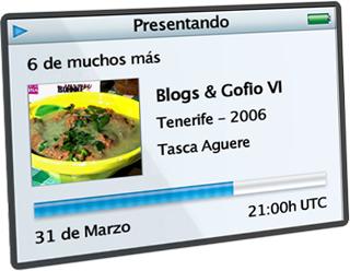 Blogs&Gofio V