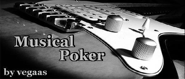 Musical Poker