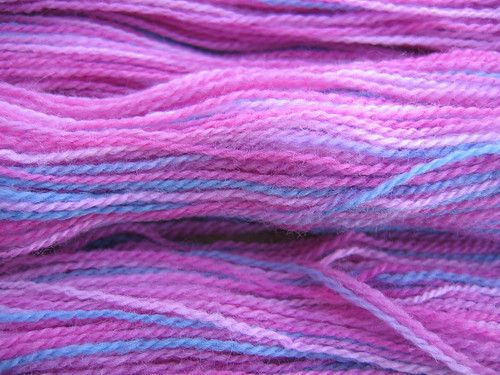 cotton candy yarn