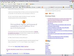 hypocritical's April Fools' Day 2006 Design