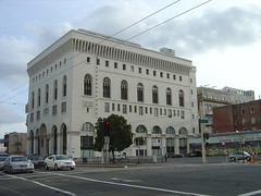 Van Ness Ave Building