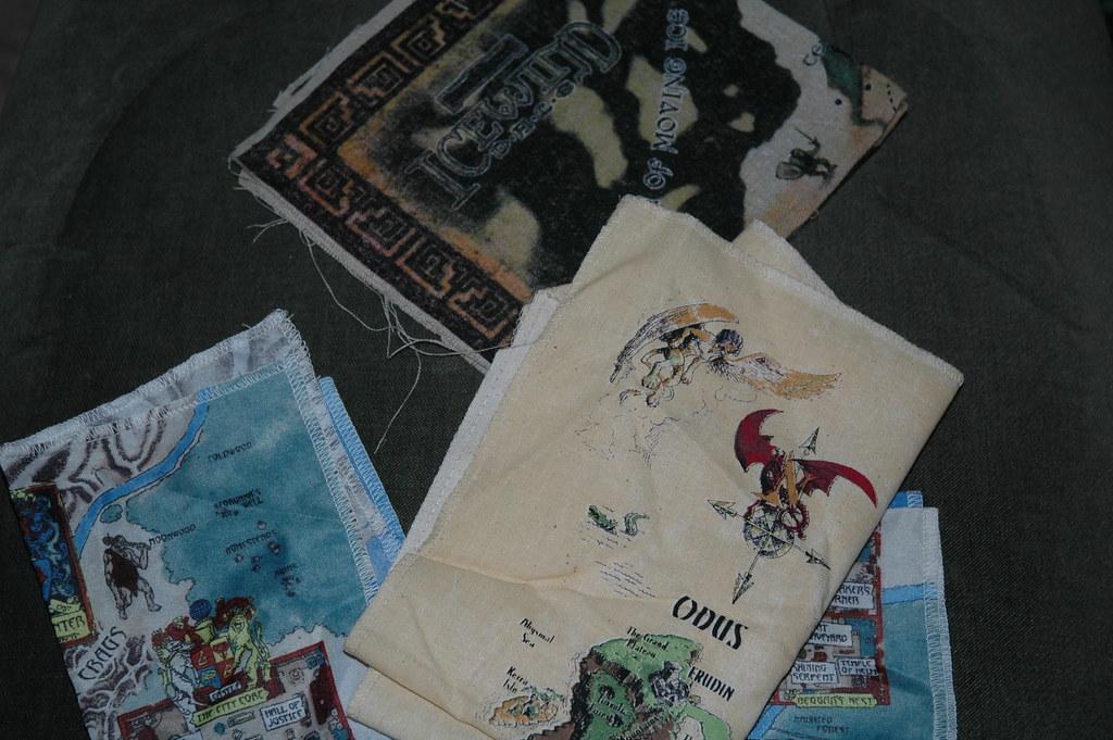 Cloth Maps