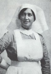 The brave Elizabeth O'Farrell