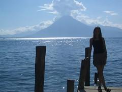 Sis and volcano
