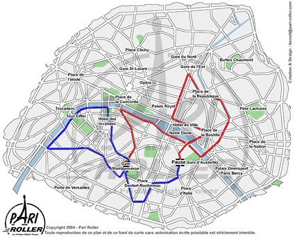 Paris Roller 4-7-2006