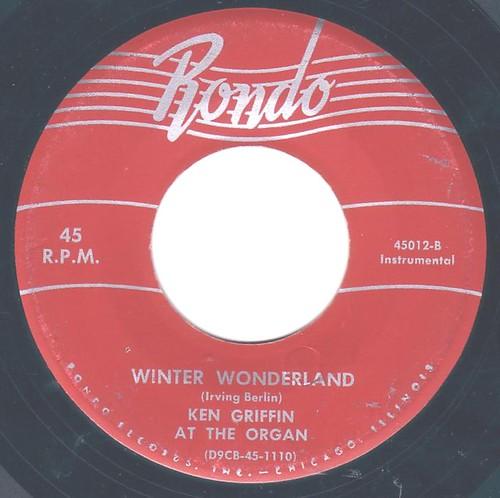 A Christmas Yuleblog: Ken Griffin - Christmas Organ